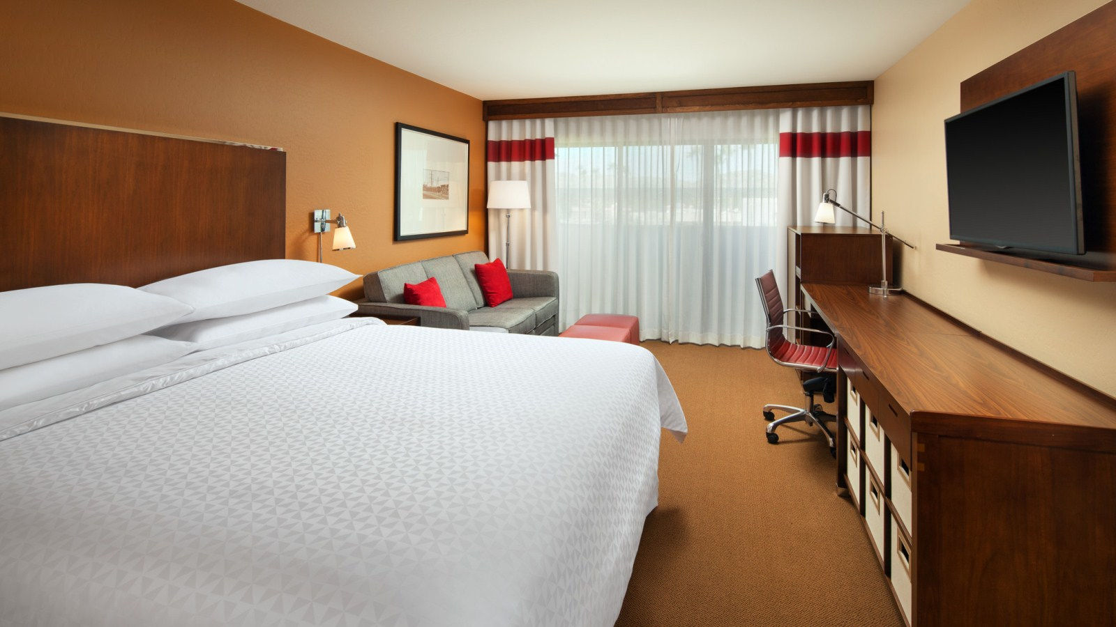 Phoenix Accommodations - Accessible Room